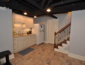 Basement Apartment Remodel