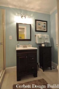 Goode Project 1 : Bathroom by Corbett Design Build