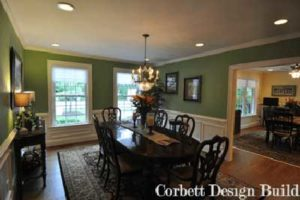 Goode Project 1 : Dining room renovation by Corbett Design Build