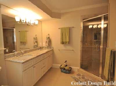 Goode Project 1 : Bathroom renovation by Corbett Design Build