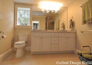 Goode Project 1 : Bathroom by Corbett Design Build