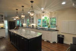 Jackson Project Part 1 : Kitchen4  by Corbett Design Build