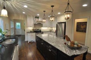 Jackson Project Part 1 : Kitchen5  by Corbett Design Build