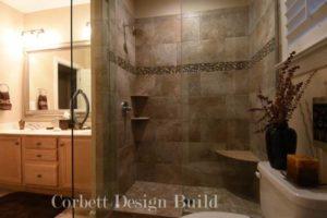 Kearns Project : Bathroom Renovation by Corbett Design Build