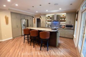 Kearns Project : Kitchen Renovation by Corbett Design Build