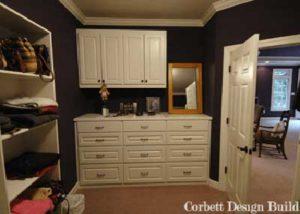 Moore Project : Closet Renovation by Corbett Design Build