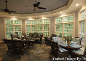 Moore Project : Dining Area Renovation by Corbett Design Build