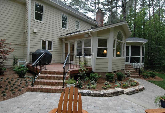 sunrooms raleigh home remodeling services