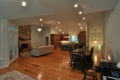 Durham Project Remodel by Corbett Design Build