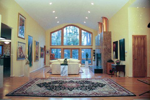 Modern Home Renovation by Corbett Design Build