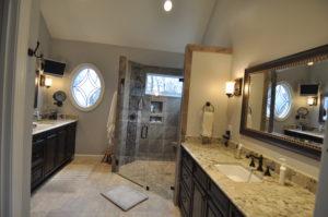 Cary Bathroom Remodel by Corbett Design Build
