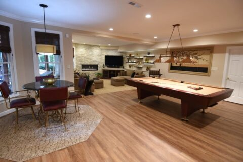 Basement Remodel Projects by Corbett Design Build