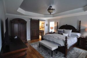 Master Bedroom Remodel by Corbett Design Build