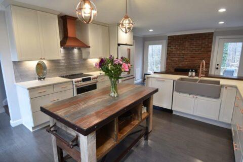 Rustic Modern Kitchen by Corbett Design Build