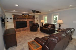 Basement Apartment Remodeling in Raleigh, NC