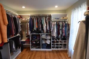 Closet Remodeling by Corbett Design Build